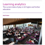 Learning analytics: The current state of play in UK higher and further education