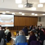 Edinburgh Network Event - the audience
