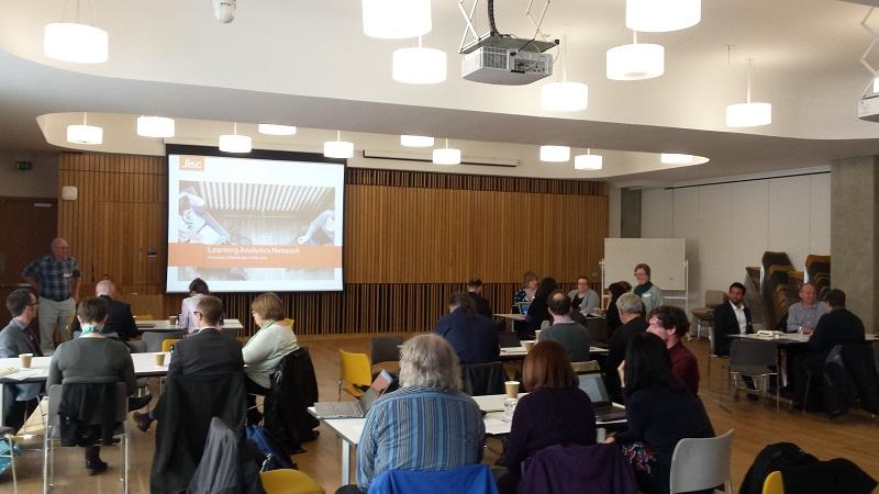 Edinburgh Network Event - the audience