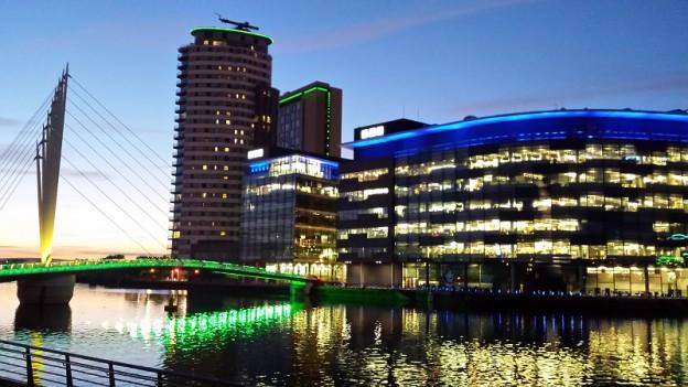 Media City UK, Salford