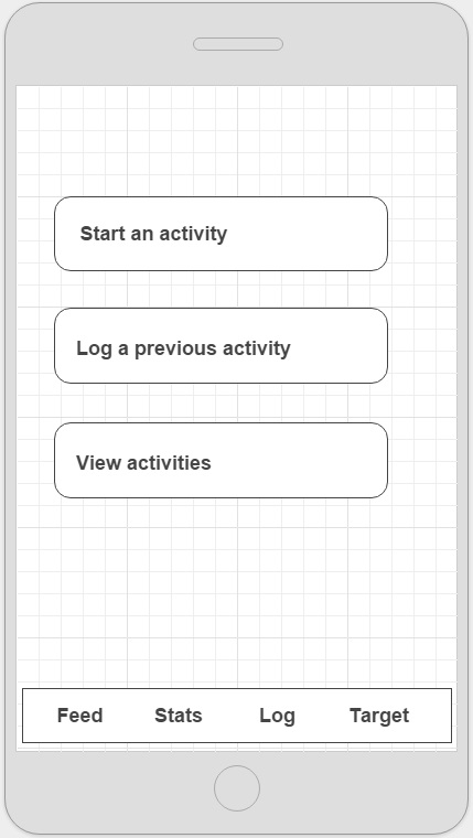 Student App screenshot