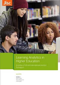 Learning Analytics in Higher Education - report