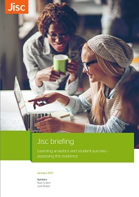 Learning analytics and student success - Jisc briefing