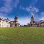 Greenwich University Main Lawn
