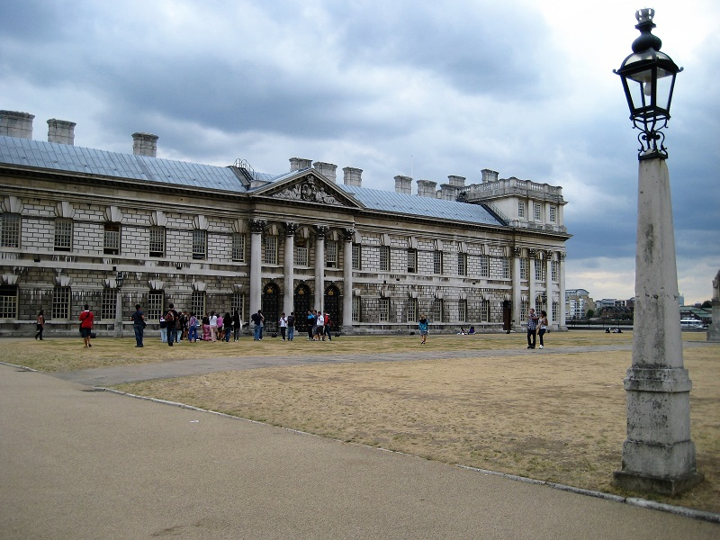 University of Greenwich building