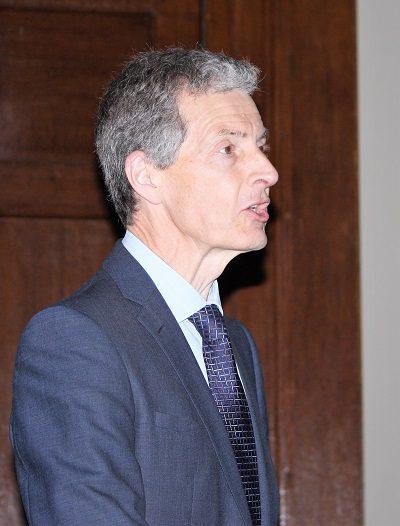 Prof David Maguire